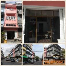 ให้เช่าตึก ดินแดง ใกล้ bts แยกห้วยขวาง สอบถามขนาดตึกโทร 0840996066