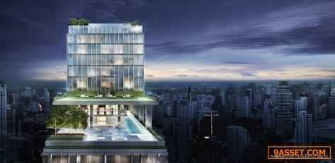ขายคอนโด เซเลส อโศก (Celes Asoke) BTS/MRT Interchange, Super Luxury Condo ทำเล CBD ใจกลางเมือง เพียง 259K/sqm. 1 bedroom 50.59 sqm. ชั้น 24 การันตีราคาถูกสุด