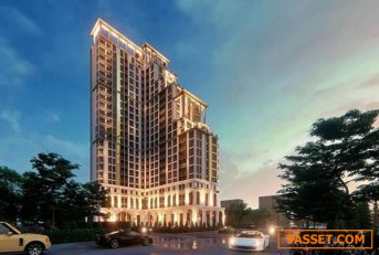 A world class condominium for sale / investment in Pattaya area.