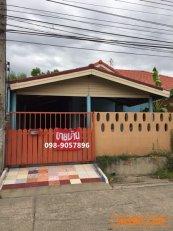 ขาย บ้านแฝด หมู่บ้านชัยพฤกษ์ 2, รังสิต คลอง 3 ปทุมธานี 2 ห้องนอน 1 ห้องน้ำ