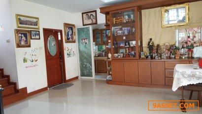 ขายบ้านเดี่ยว 2 ชั้น คลองหลวง ใกล้มหาวิทยาลัยธรรมศาสตร์ (รังสิต) 093-2659665 หนูแดง