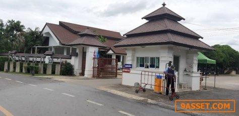 ขาย ด่วน ถูกมาก บ้านเดี่ยว 2 ชั้น หมู่บ้านร้อยพฤกษา กำแพงแสน นครปฐม พื้นที่ 95 ตรว. 3 ห้องนอน 4 ห้องน้ำ