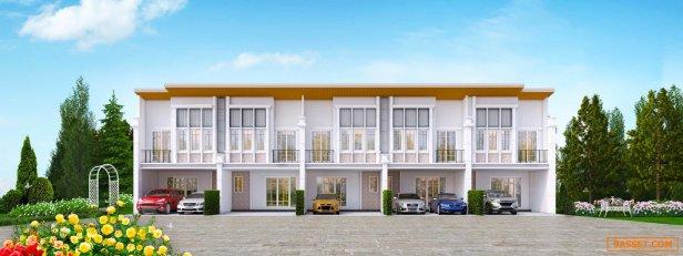ขายบ้านทาวน์โฮม 2ชั้น โครงการ โกลเด้น ทาวน์ ลาดพร้าว-เกษตรนวมินทร์ กรุงเทพฯ