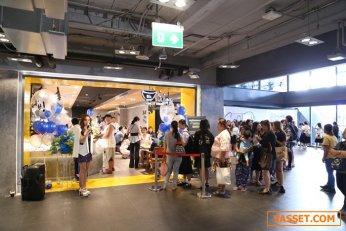 เซ้ง!! ร้านขนมหวานนำเข้าจากเกาหลี ทำเลดีมาก @Siam Center (ชั้นM)