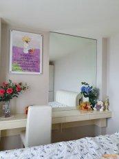 ขายด่วน!!! M Society เมืองทองธานี Condo M Society 1 ห้องนอน 1 น้ำ ขนาด  31.6  ตร.ม. ตึก  A ชั้น 26 เป็นห้องที่มีระเบียง