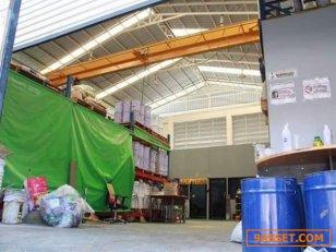 L324A ขายโรงงาน 150 ตาราวา พร้อม ออฟฟิศ บ้านพักคนงาน ซอยท่าข้าม ใกล้ Central พระราม 2
