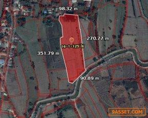 R092 - 005 ขายด่วน ที่ดิน 16-1-125 ไร่ (450,000/ไร่) จ.สระบุรี 066-1144298 วิน