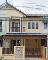 ขายบ้านทาวน์เฮ้าส์ บ้านฟ้าปิยรมย์ ลำลูกกา คลอง 6 ปทุมธานี (เจ้าของขายเอง)