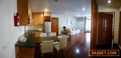 ให้เช่า/ขาย บ้านจันทร์ คอนโด ทองหล่อ 20 ขนาด 72 ตรม 2 ห้องนอน 1 ห้องน้ำ