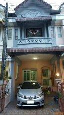 ขายทาวน์เฮาส์ หมู่บ้านมณีรินทร์  ถนน 345 บางคูวัด เมืองปทุมธานี 083 610 6693