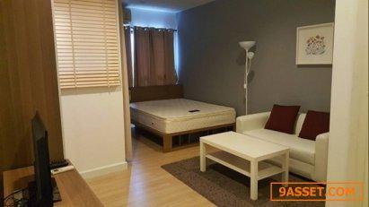 R012-068 For Sell Condo THE SEED MINGLE SUANPLU SATHORN Studio room high floor 27 sqm. Fully furnished, Suanplu Soi 8 ขาย เดอะซี้ด มิงเกิ้ล สาทร-สวนพลู ซอย 8 ห้องสตูดิโอ