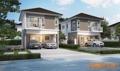 ขายที่ดิน หมู่บ้านฟ้าใหม่ ราชพฤกษ์ 345 พร้อมสร้างบ้านตามแบบที่คุณต้องการ 088-563-5492 นวลพรรณ