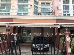 ขายทาวน์โฮม  หมู่บ้านPlus city park Sukhumvit 101/1 กรุงเทพมหานคร