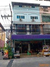 ขายตึก ห้องเช่า 2 คูหา 16 ห้อง  อำเภอบางละมุง จังหวัดชลบุรี