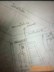 R087-023 L351 ขายด่วนที่ดินเปล่า 100 ตรว ซอยจามร ใกล้ปากซอยพหลโยธิน 66 เหมาะสร้าง Apartment, บ้านหรือโฮมออฟฟิศ