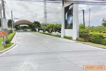H00611 ขาย/เช่า หมู่บ้านบุราสิริ อ่อนนุช-บางนา Burasiri Onnut-Bangna บ้านเดี่ยว 2 ชั้น ถนนวงแหวนรอบนอก ฝั่งตะวันออก (บางนา-บางปะอิน)
