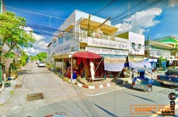 ขายร้านค้า อาคาร ทำเลทอง กลางเมืองมุกดาหาร 2 คูหา 3 ชั้น 80 ตรว.
