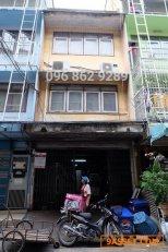 ขาย ถูกมาก ตึกแถว 3 ชั้น ซอยรามคำแหง 57 ตรงข้าม ม.รามคำแหง ขนาด 13 ตรว 096 862 9289 เอ๋