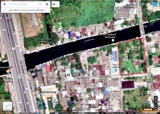 ขายที่ดิน 1,049 ตร.ว. ในซอยอ่อนนุช 49 (โมราวรรณ 1) เขตสวนหลวง กรุงเทพฯ