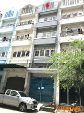 3459 อาคารพาณิชย์ 4.5 ชั้น ม.เศรษฐีวิลล์ (บางแค) ถ.กาญจนาภิเษก