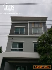 ขายบ้าน 3 ชั้น โครงการคาซ่า แกรนด์ ราชพฤกษ์-พระราม 5 (Casa Grand Ratchapruek-Rama 5) 084-669-2956 แบงค์
