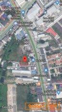ขายที่ดินติดถนนเทศบาลพัฒนา ถนนสายหลักใจกลางเมือง ห่างจากแยกลุงอุ้ย เพียง 300 เมตร