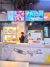 เซ้ง!! ร้าน Puff Stick แหล่งของกิน @สยามสแควร์ เขตปทุมวัน กทม