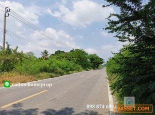 ขายด่วน ที่ดินขายถูกกว่าราคาประเมิน ไทรน้อย ติดถนนฤชุพันธ์ 1-0-51 ไร่ อยู่ติดถนนฤชุพันธ์ 098 8746992 นุ้ย