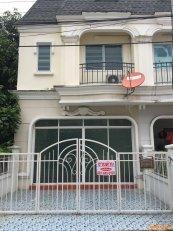 ขายทาวน์โฮม 2 ชั้น (หลังมุม) ถนนราชพฤกษ์ จังหวัดนนทบุรี