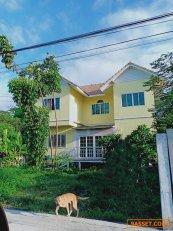 ขายบ้านเดี่ยว 2 ชั้น 87 ตร.ว . ซอยรามอินทรา 65 และ 67 มี 3 ห้องนอน ใกล้โรงเรียนอนุบาลรัศมี