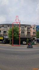 ขายด่วน อาคารพาณิชย์ 3 ชั้น ครึ่ง ติดถนนสายไหม ใกล้ตลาดเอซี เนื้อที่ 23 ตรว. ที่จอดรถ 1 คัน