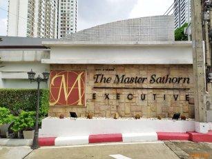 ขายคอนโด The Master Sathorn Executive ตึก A ขนาด 47. 37 ตร. ม. ชั้น 4 ทิศใต้, แต่งครบ, ใกล้ BTS กรุงธน ด่วน