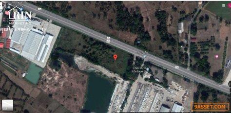 ขายที่ดินสวยทำเลดี เยื้องสนามช้างอารีนา ติดถนนสาย นครราชสีมา-อุบลราชธานี เส้น 226