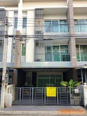 ขายด่วน!! 5.7Mb เจ้าของลงเอง หาไม่ได้อีกแล้วราคานี้ ทาวน์โฮม ทาวน์อเวนิว ศรีนครินทร์ ซอยอ่อนนุช 68 (For Sell Town Avenue Srinagarindra)