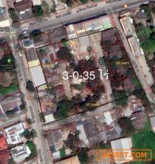 R-101-014 ขายด่วน ที่ดินเปล่าติดถนนซอยสวนผัก 41 แคร์ 080-3795690