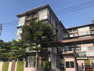 ให้เช่าคอนโด Double Lake Condominium (ดับเบิ้ลเลค) เมืองทองธานี 2 ห้องนอน 2 ห้องน้ำ ชั้น 8