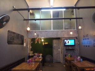 เซ้ง!! ร้านอาหารตามสั่ง และก๋วยเตี๋ยว ติดถนน @ม.ราชมงคลธัญบุรี ประตู 3 คลอง 6 จ.ปทุมธานี (ย่านของกิน)