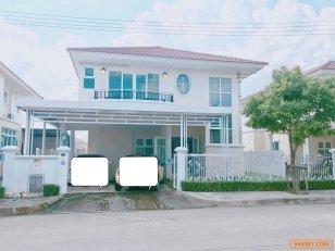 ขายบ้านเดี่ยวใหม่ หมู่บ้าน ศุภาลัย การ์เด้นวิลล์ ลำลูกกา คลอง5 ยังไม่เคยพักอาศัย โทร 088-848-7777