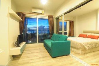 ด่วน !! คอนโด เซ็นทริค ซี พัทยา (วิวทะเล) Centric Sea Pattaya (Sea view)
