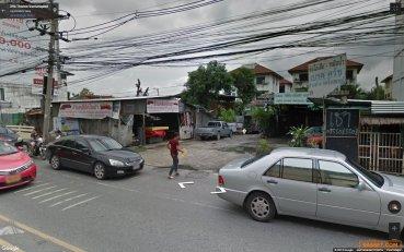 ขายที่ดินทำเลติดถนนวัชรพล 255 ตารางวา ราคาไม่แพง