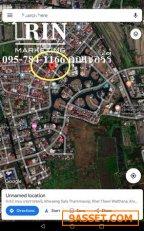 ที่ดินเปล่า ในหมู่บ้านกฤษดานคร 31  ขนาด 82.1ตารางวา เหมาะปลูกบ้านพักอาศัย  095-784-1166 คุณเชอร์รี่