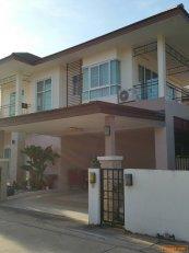 ขายบ้านเดี่ยว 2 ชั้น ต่อเติมแล้ว หมู่บ้านเดอะวิคตอเรีย ขอนแก่น โทร 094-5146198
