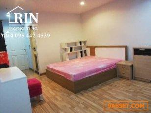 ขายคอนโด The Regent Home 15 ขนาด 30 ตร.ม ชั้น 8  วิวสระ หนิง 095 442 4539 (R019-088)