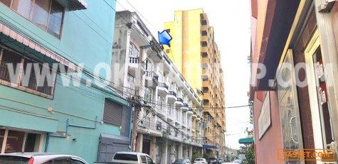 อาคารพาณิชย์ 3.5 ชั้น ถ.ประชาราษฏร์ ตลาดขวัญ ใกล้ถนนใหญ่