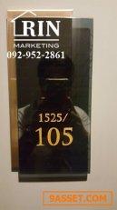 R072-079 ขายคอนโด เดอะ ซิกเนเจอร์ บาย เออร์บาโน่ 2ห้องนอน 2ห้องน้ำ ใกล้ BTS สถานี สะพานควาย