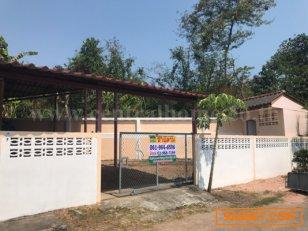 ขาย บ้านเดี่ยว หมู่บ้านเคหะนคร สัตหีบ ชลบุรี 39 ตร.ว.