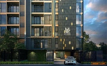 Klass สีลม คอนโด ขนาด 33 ตรม ชั้น7 แบบ 1 ห้องนอน 1 ห้องน้ำ ใกล้ BTS ช่องนนทรีและศาลาแดง ราคา 28,000-30,000 บาท