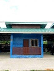 ด่วน ให้เช่าบ้าน สีฝุ่น สบายกว่าหอพักหางดง เมืองเชียงใหม่ เช่าเดือนละ 3,500 บาท