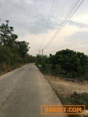 ขายที่ดินพร้อมพืชผลไม้ ถนนสระบุรี-โคราช บ้านนา นครนายก
