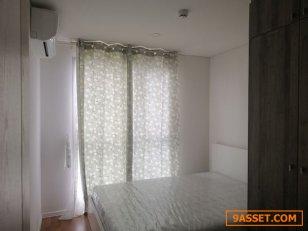 ขายคอนโดกรุงเทพ ลุมพินีเพลส บางนา กม 3 Lumpini Place Bangna KM3 มี 1ห้องนอน 1ห้องน้ำ 26.95 ตร.ม.